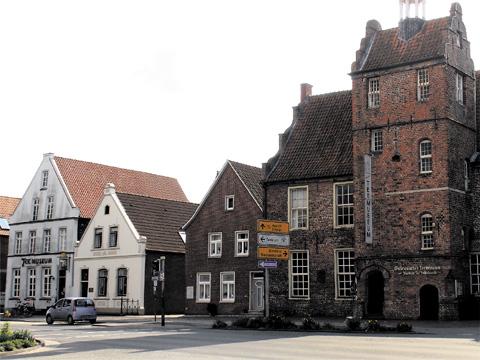 Ostfriesisches Teemuseum im Alten Rathaus Norden (Foto: ts / cc-by-sa)