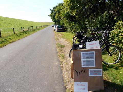 """Die Ausstellung """"Watt ist Kunst"""" findet Ende Juni bereits zum dritten Mal statt. (Foto: ts / cc-by-sa)"""