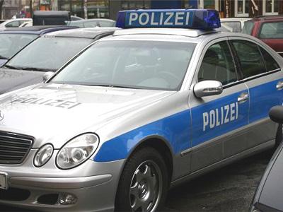 Streifenwagen der Polizei Hamburg, LIZENZFREI, fotografiert und freigegeben von Alexander Blum (www.alexanderblum.de)