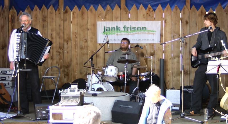 jank frison live (Foto: Stefan em Huisken)