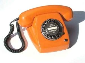 Telefon (Foto: Bran / Wikipedia, PD)