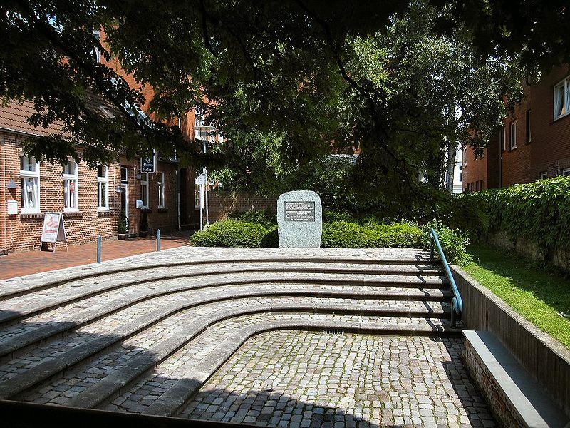 Synagogengedenkstätte in Norden (Foto: WHVer, Uwe Karwath, Wilhelmshaven / Wikipedia, cc-by-sa)