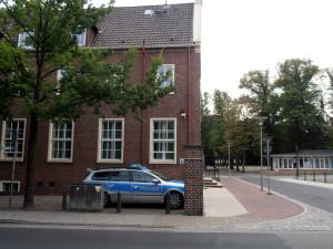 Polizeiwache Norden (Foto: ts / cc-by-sa)