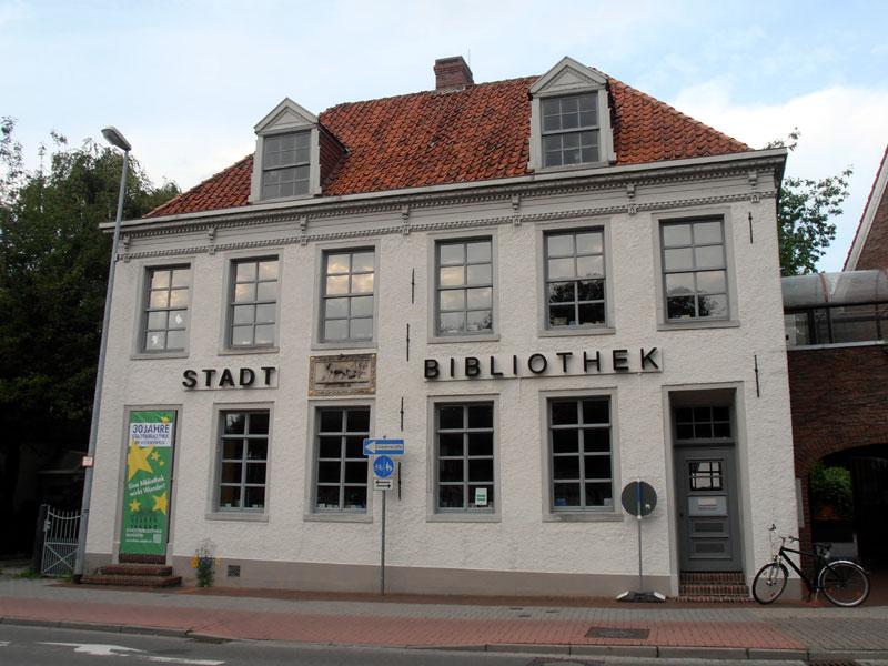 Stadtbibliothek Norden (Foto: ts / cc-by-sa)