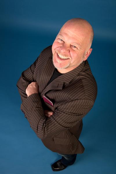 Bernd Gieseking ist reisender Kabarettist und kommt nach Norden. (Foto: Holger Lorenz)