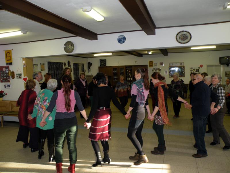Nach dem großen Erfolg des ersten bretonischen Tanznachmittags inm Norden wird die Veranstaltung nun wiederholt. (Foto: Stefan em Huisken)