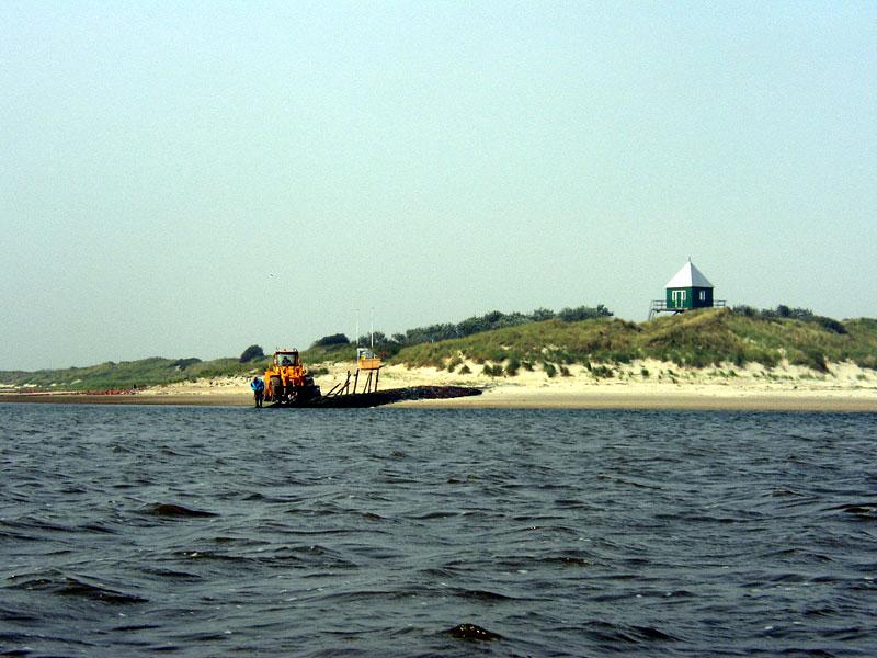 Brachte dem Norder Journalisten Holger Bloem eine Auszeichnung ein: die Insel Rottumerplaat. (Foto: Sphinx / Wikipedia, cc-by-sa 3.0)