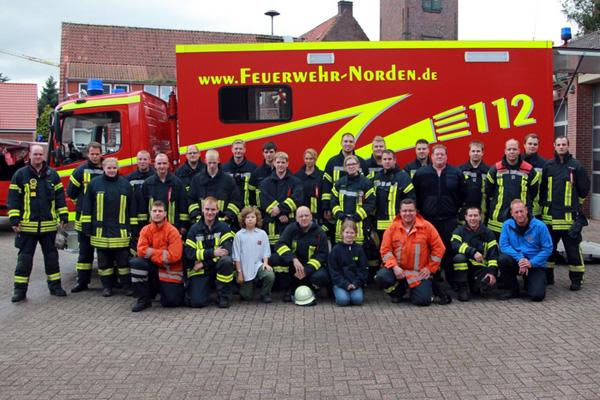 Teilnehmer des 6. Norder AGT-Praxistages (Foto: T. Weege)