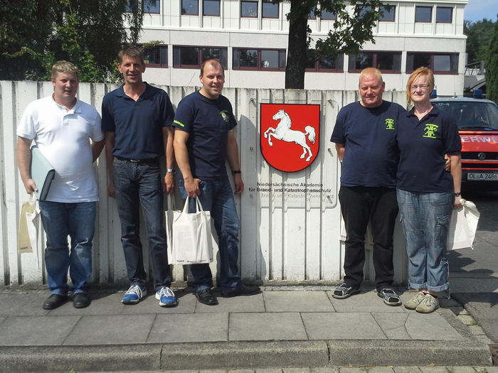Auch Norden und Wallinghausen nahmen an der Fachtagung der niedersächsischen Kinderfeuerwehr teil. (Bild: Marina Klaassen)