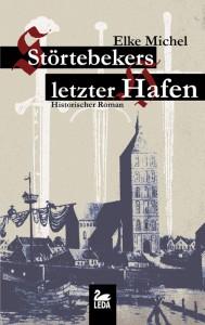 """Elke Michel präsentiert ihren historischen Roman """"Störtebekers letzter Hafen"""", der sich mit den Abenteuern des legendären Piraten in Ostfriesland beschäftigt. (Foto: Leda Verlag)"""