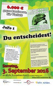 Am 3. September gründet sich das Jugendforum, das engagierte Jugendliche im Landkreis Aurich vernetzt und mit 6.000 Euro pro Jahr ausstattet.