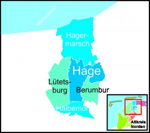 Die Samtgemeinde Hage