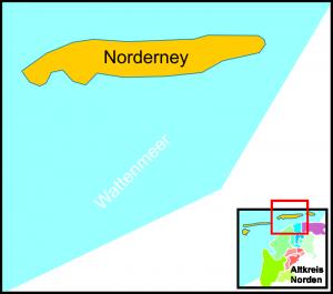 Die Stadt und Insel Norderney